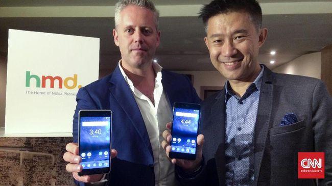 Nokia Perkenalkan Trio Smartphone Android di Indonesia