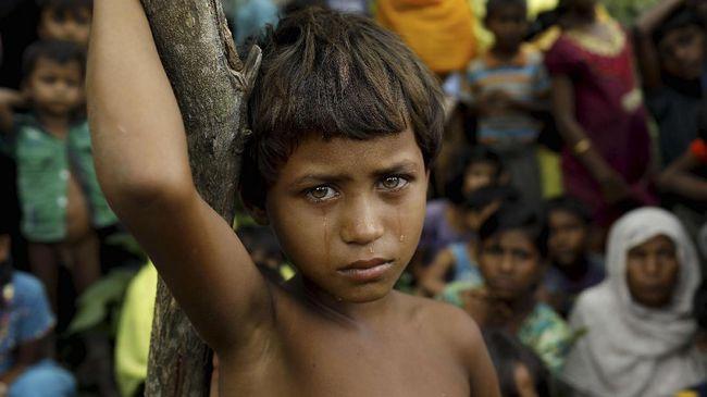 Kelompok HAM: Genosida Rohingya di Myanmar Masih Berlangsung