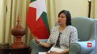 VIDEO: Dubes Myanmar Tegaskan Teroris Pemicu Krisis Rohingya