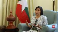 VIDEO: Dubes Myanmar Klaim Rakhine Sudah Stabil