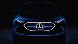 Mercedes-Benz Pamer Mobil Listrik 'Tron' di Asia Tenggara
