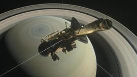 Detik-detik Terakhir Kehidupan Wahana Antariksa Cassini