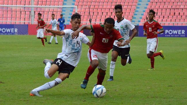 Jadwal Pertandingan Timnas Indonesia U16 vs Thailand