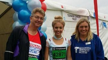 Alasan Mengharukan Gadis Pakai Gaun Cinderella Saat Maraton