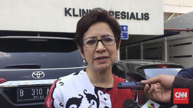 Waketum Golkar Nurul Arifin mengonfirmasi soal batalnya rencana silaturahmi politik PKS ke pihaknya pada sore ini.