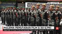 VIDEO: Polemik Pemutaran Film G-30 S/PKI