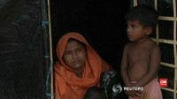 Pengungsi Rohingya di Bangladesh Terancam Meninggal Kelaparan