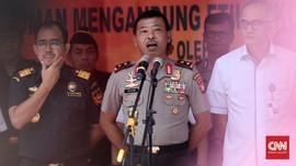 Polisi Segera Tentukan Status Pemilik Pabrik Kembang Api