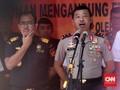 Wajah Baru Sembilan Kapolres di Polda Metro Jaya
