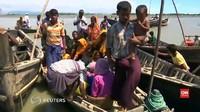 Rohingya Dimintai Rp1,5 Juta untuk Naik Kapal ke Bangladesh