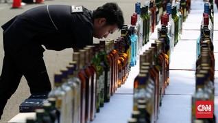 Manisnya Industri Minuman Beralkohol yang Terancam RUU Minol