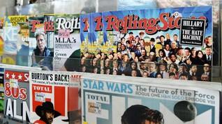 Majalah Musik Rolling Stone Deklarasikan Dukungan untuk Biden