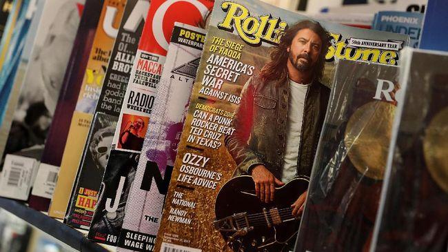 PT a&e Media, penerbit majalah Rolling Stone Indonesia dan situs Rolling Stone Indonesia menyatakan tidak lagi meneruskan lisensi majalah dan situs RSI.