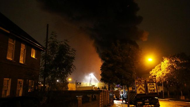 Ledakan dikabarkan menelan korban jiwa. Namun, otoritas setempat masih bekerja untuk mengetahui jumlah korban pasti akibat ledakan tersebut.