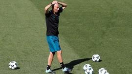 Zidane Pusing Tentukan Pemain Inti Madrid