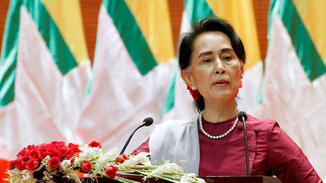 Aung San Suu Kyi Undang Kelompok HAM ke Rakhine