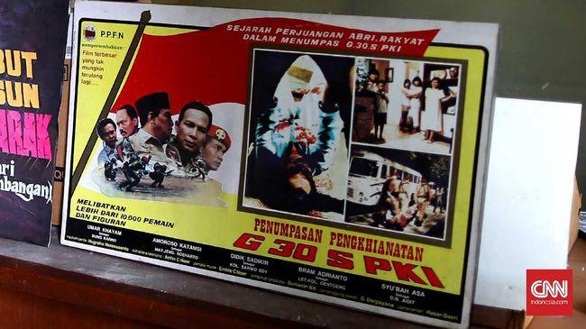 Sepanjang 1984 hingga 1995, film itu ditonton sekitar 700 ribu orang dan menjadi film komersial pertama tentang peristiwa 1965.