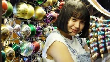6 Foto Ini Buktikan Putri Titian 'Mamah-Mamah Gemes'