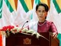 Lembaga HAM Korsel Cabut Penghargaan Aung San Suu Kyi