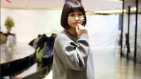 <p>Kalau ini foto Tian saat sedang hamil. Tetap imut ya. (Foto: Instagram @putrititian)</p>