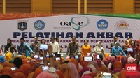 Jokowi: Gaji Guru PAUD Tinggal Tunggu Waktu