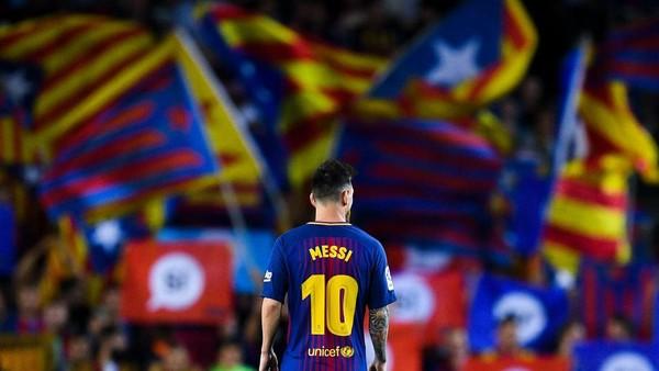 Barcelona Pergi dari La Liga?