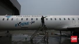 Kemenhub Setuju Garuda Indonesia Pangkas Layanan