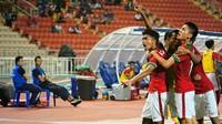 Timnas Indonesia U-16 Rusak Strategi Thailand