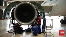 5 Cara Perawatan Pesawat Selama Pandemi Corona