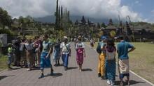 Sandi Uno Akan Buat Koridor Bebas Covid di Bali Bagi Wisman