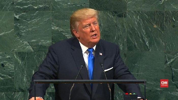 Trump Tambah Sanksi Baru Tekan Ekonomi Korea Utara