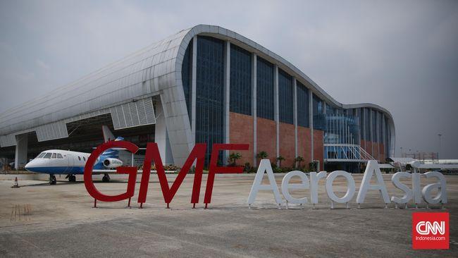GIAA Tiga Perusahaan Eropa Disebut Ingin Borong IPO GMF Aero Asia