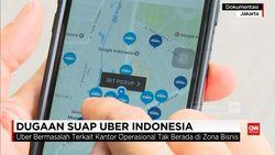 VIDEO: Dugaan Suap Uber di Indonesia