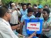 Dua Hercules Pembawa Bantuan RI Tiba di Myanmar