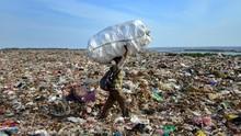 RI Ingin Kurangi 40 Juta Ton Sampah pada 2025