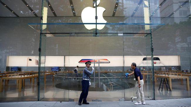 Apple dikabarkan berencana memindahkan 15 hingga 30 persen kapasitas produk dari China ke Asia Tenggara, Meksiko, dan India.