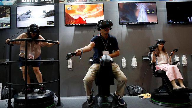 Peluncuran perangkat VR oleh Facebook ini bertujuan untuk memperluas penggunaan VR dengan harga yang lebih terjangkau.