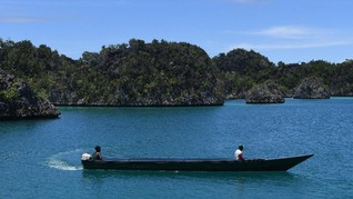 Kerusuhan Papua Berdampak Penurunan Wisatawan di Raja Ampat