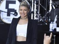 Usai Umumkan Cerai, Fergie Rilis Dua Single Sekaligus