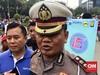 Pelanggaran Lalu Lintas di Jakarta Capai 3.500 Kasus Per Hari