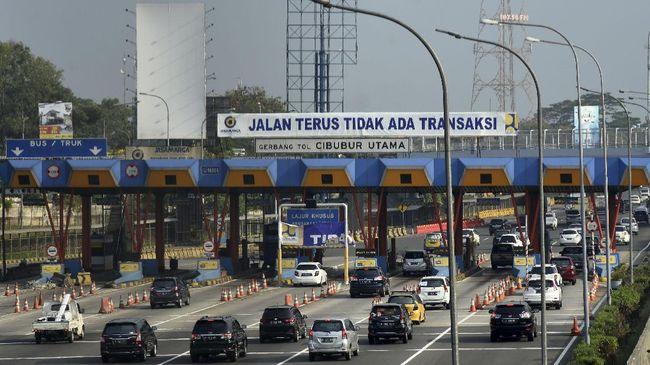 Ganjil Genap Tol Jagorawi, PNS Ganti Pelat Nomor di Jalan