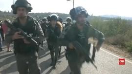 VIDEO: Suasana Usai Polisi Israel Ditembak Warga Palestina