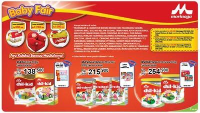 Serba Diskon Susu Anak di Baby Fair Transmart Carrefour