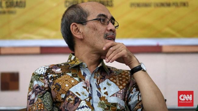 Faisal Basri: Batas Kekuasaan dan Pengusaha Semakin Blur