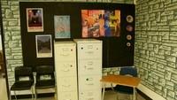<p>Gimana para murid nggak betah, Bun, belajar di ruangan seasyik ini! (Foto: Facebook/ Kyle Ely)</p>