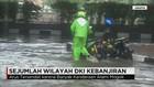 Banjir Genangi Sejumlah Wilayah DKI