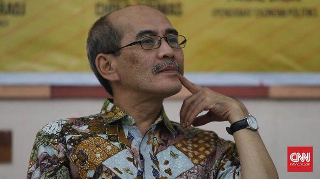 Ekonom Faisal Basri menilai peran Jawa terhadap perekonomian kian mendominasi di bawah pemerintahan Presiden Jokowi.
