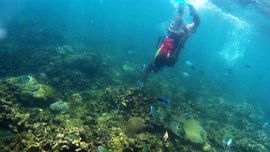 Pulau Liwungan dan Pulau Untung Jawa 'Diserbu' Turis