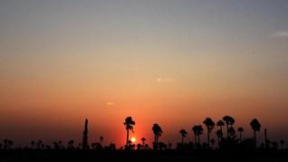 Perubahan Bumi dan Bencana Alam Akibat Matahari Lockdown