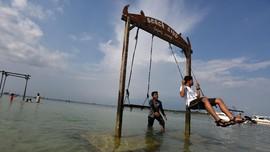 FOTO: Merekah Wisata di Tanjung Lesung